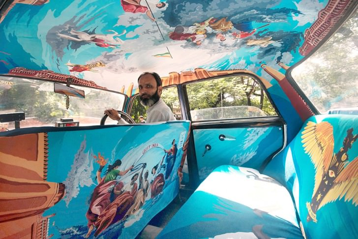 Interior Design For Indian Taxis Gift Ideas Creative Spotting