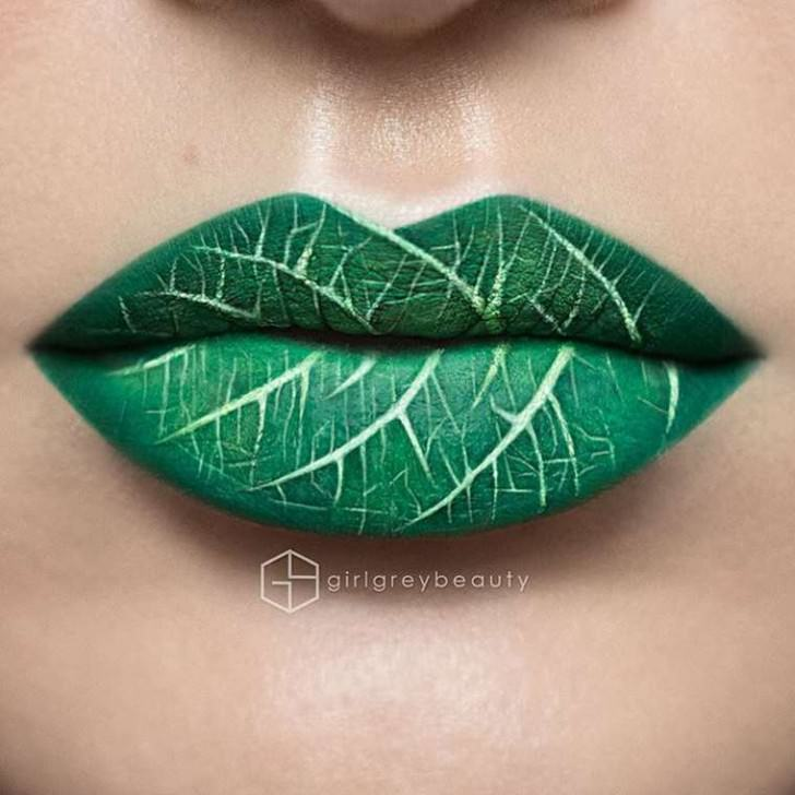 Lip Art Makeup By andrea Reed Art + Graphics
