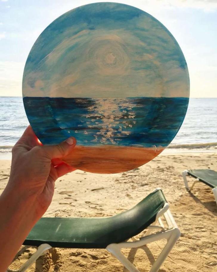 Landscape Plates by Jacqueline Poirier Art + Graphics