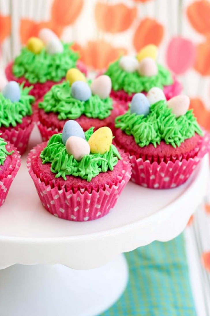 10 Amazing Easter Cupcakes Creative Ideas Gift Ideas