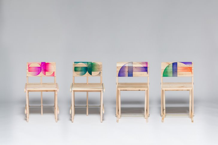 Old Wooden Pallets Becomes Modern & Design Chairs Design Sustainability
