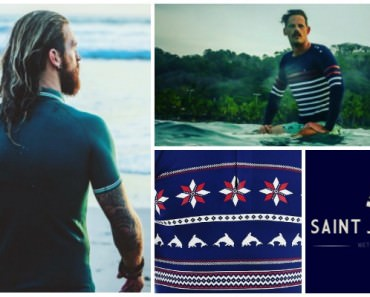 He Creates Amazing Surfing Wetsuits