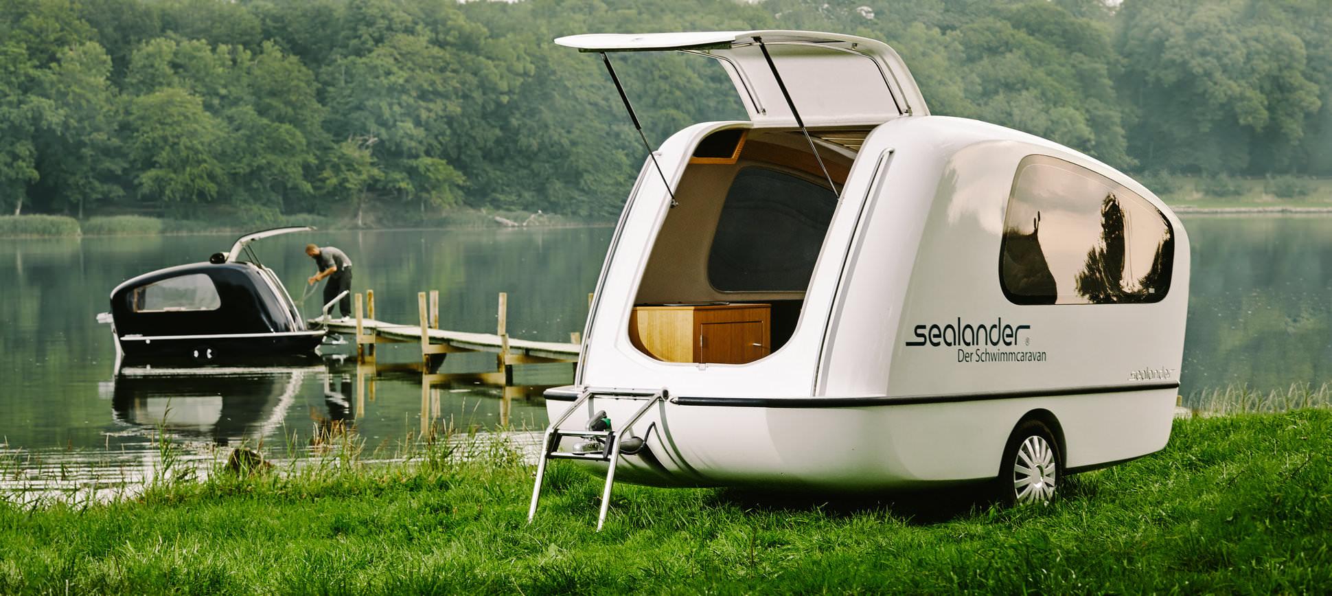Sealander A Caravan and Yacht in e