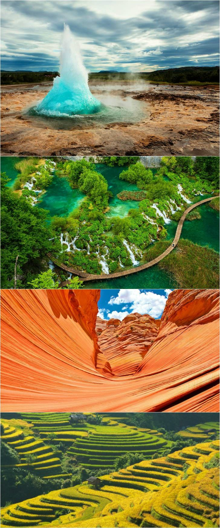 Ten of the World's Mind-blowing Landscapes Animals + Nature Photography