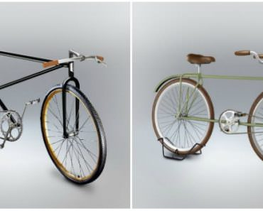 Velocipedia: Imagine That Bikes Designed by Amateurs Exist in Real Life