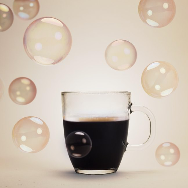 Turn Your Favorite Drinks in Edible Bubbles Creative Fooding