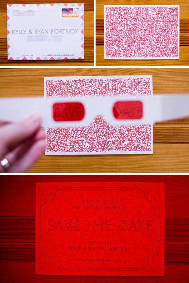 10 Original Wedding Invitations Gift Ideas Creative