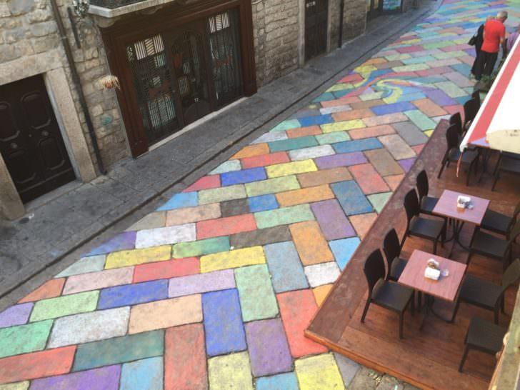 Color Illuminate the Stone Town Art + Graphics