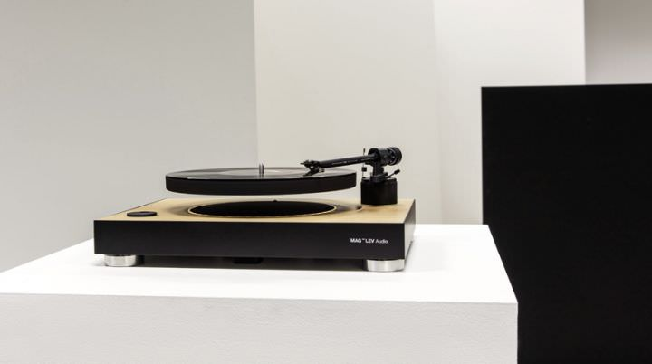 Maglev Audio Vinyl Levitating Turntable Geek Universe