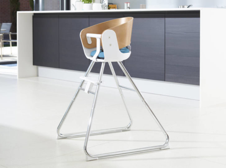 The Decorative Object of the Day: an Evolutionary 100% Design Chair for Children Lifestyle
