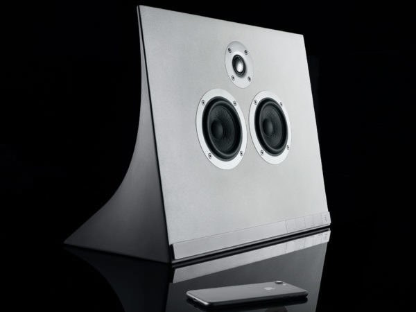 Master & Dynamic Built the Gorgeous Ma770 Speaker Out of Concrete Design