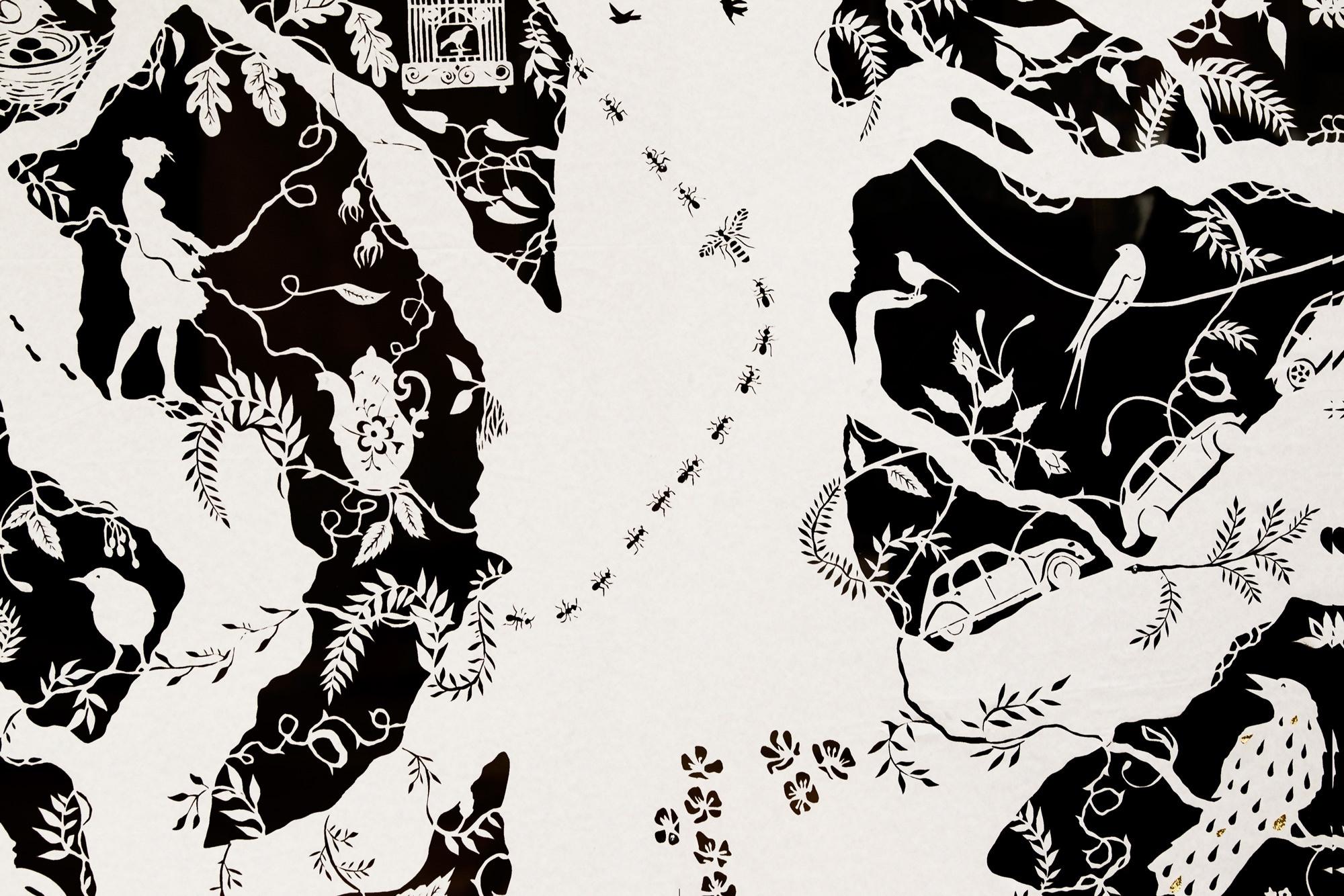 Gallery: Papercut Poetry | Geek Universe
