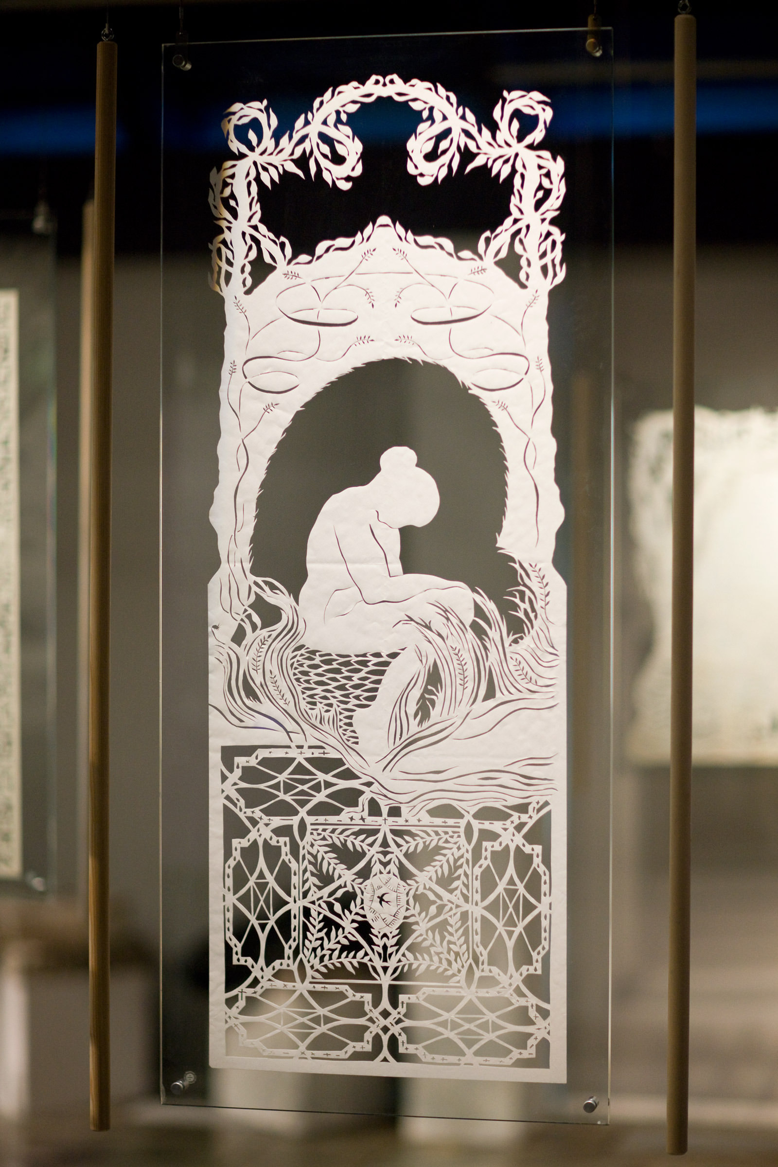 Gallery: Papercut Poetry | Geek Universe