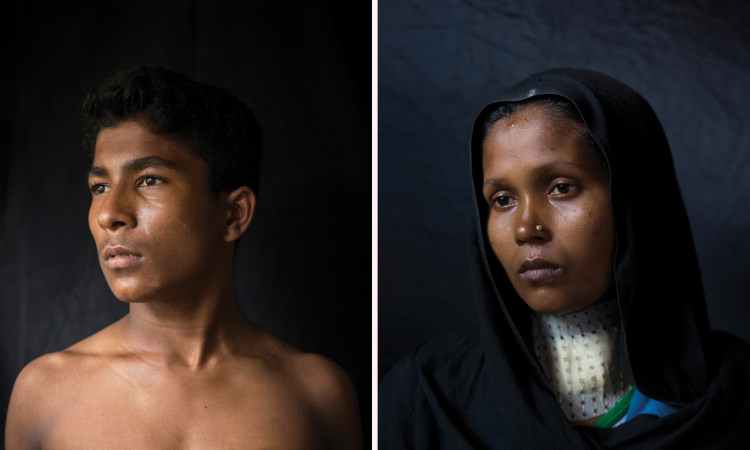 A Photographer Bears Witness to the Rohingya Crisis | Geek Universe