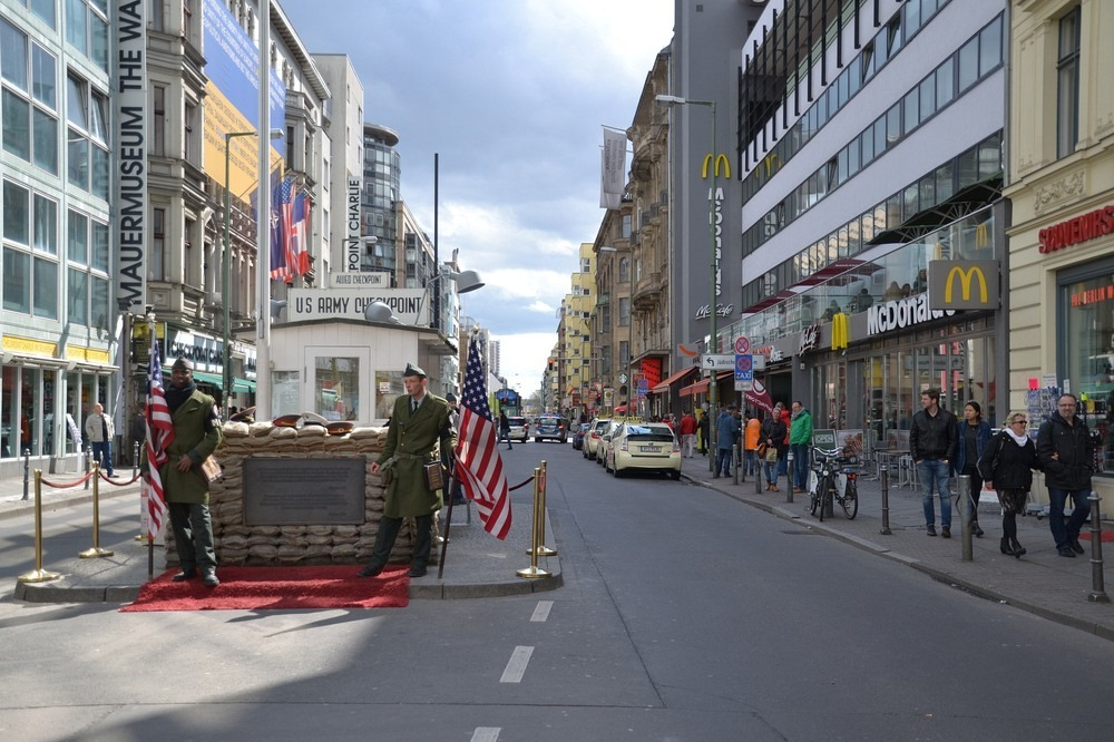 Checkpoint Charlie | Amusing Planet Photography
