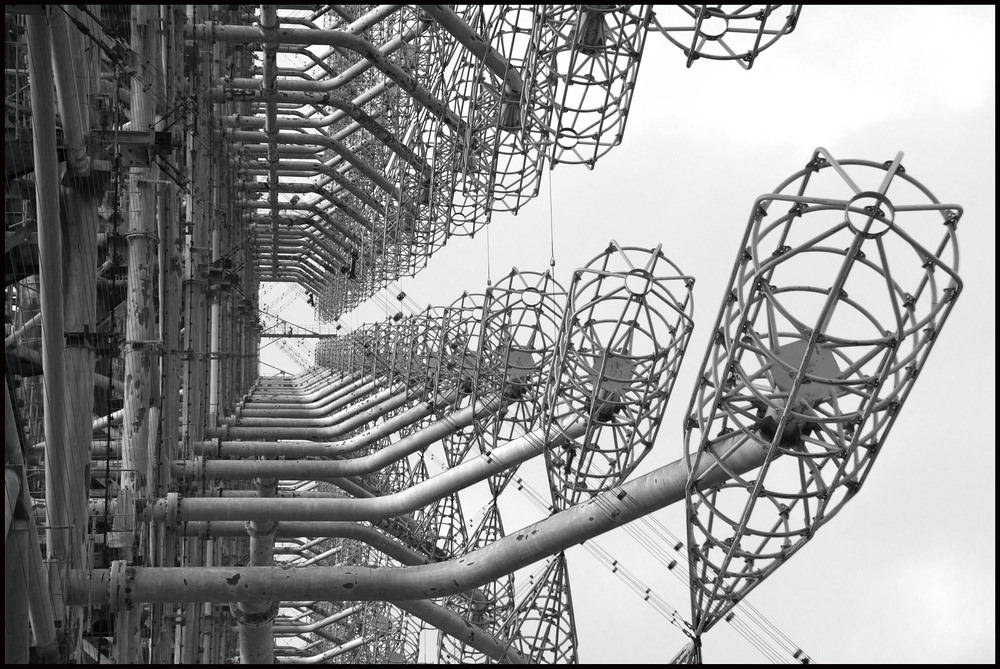 The Russian Woodpecker | Amusing Planet Photography