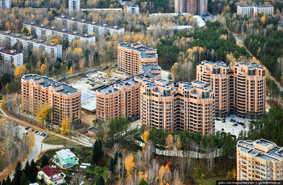 Akademgorodok: Siberia's Silicon Valley | Amusing Planet Photography