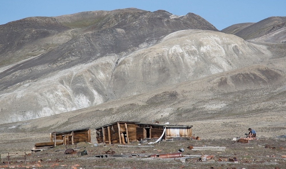Fort Conger: Robert Peary's Arctic Hut Photography