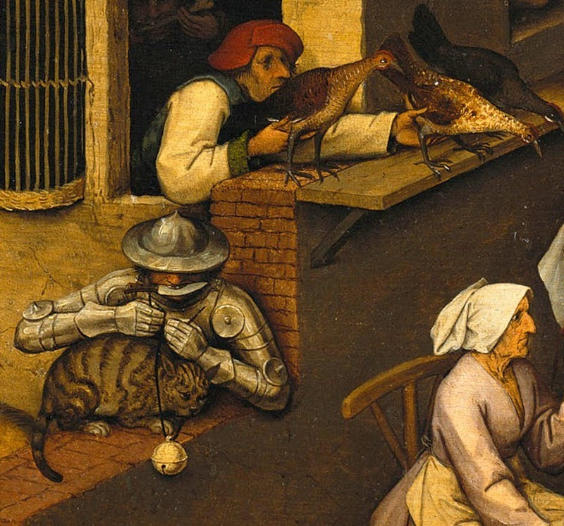 Netherlandish Proverbs | Amusing Planet Photography