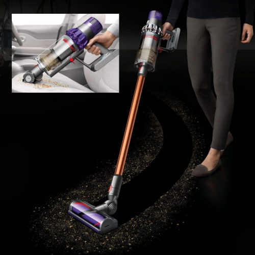 Dyson Cyclone V10. Dyson Has Finally Stopped Designing Corded Vacuums And Has Fully Embraced The Handhelds As The Only V… – #63103 Design