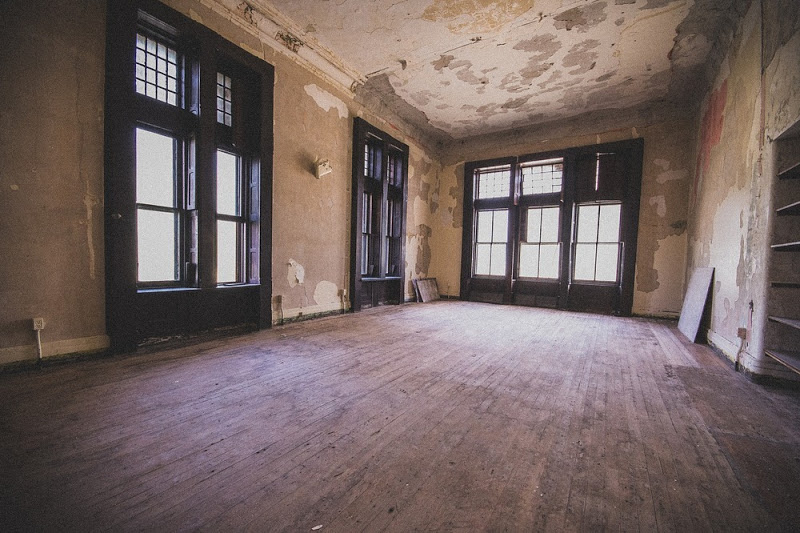 Richardson Olmsted Complex: A Historic Insane Asylum Turned Hotel Photography
