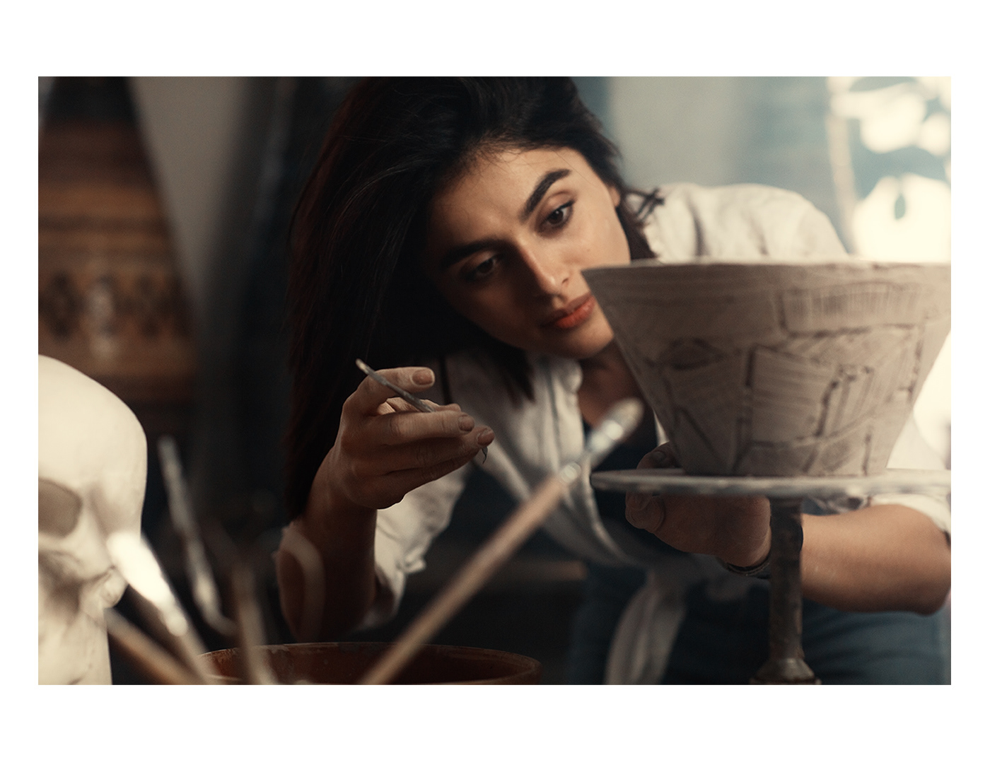 Discover Pottery through Beautiful Shots – Fubiz Media Design