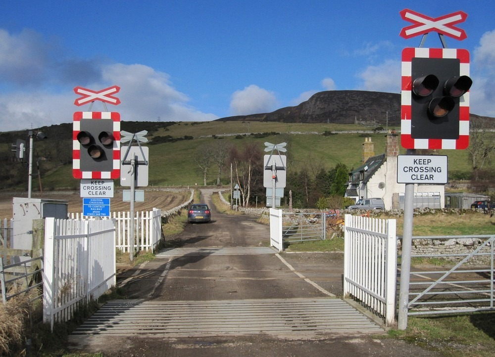 Britain's User Worked Level Crossings Photography