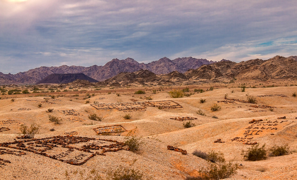 The Valley of Names | Amusing Planet Photography