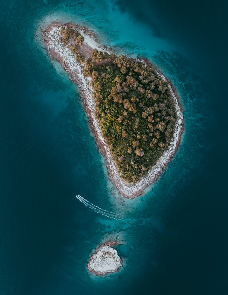 The Mediterranean Sea Shot From the Sky – Fubiz Media Design