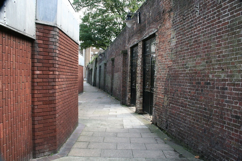 Marshalsea Debtors' Prison | Amusing Planet Photography