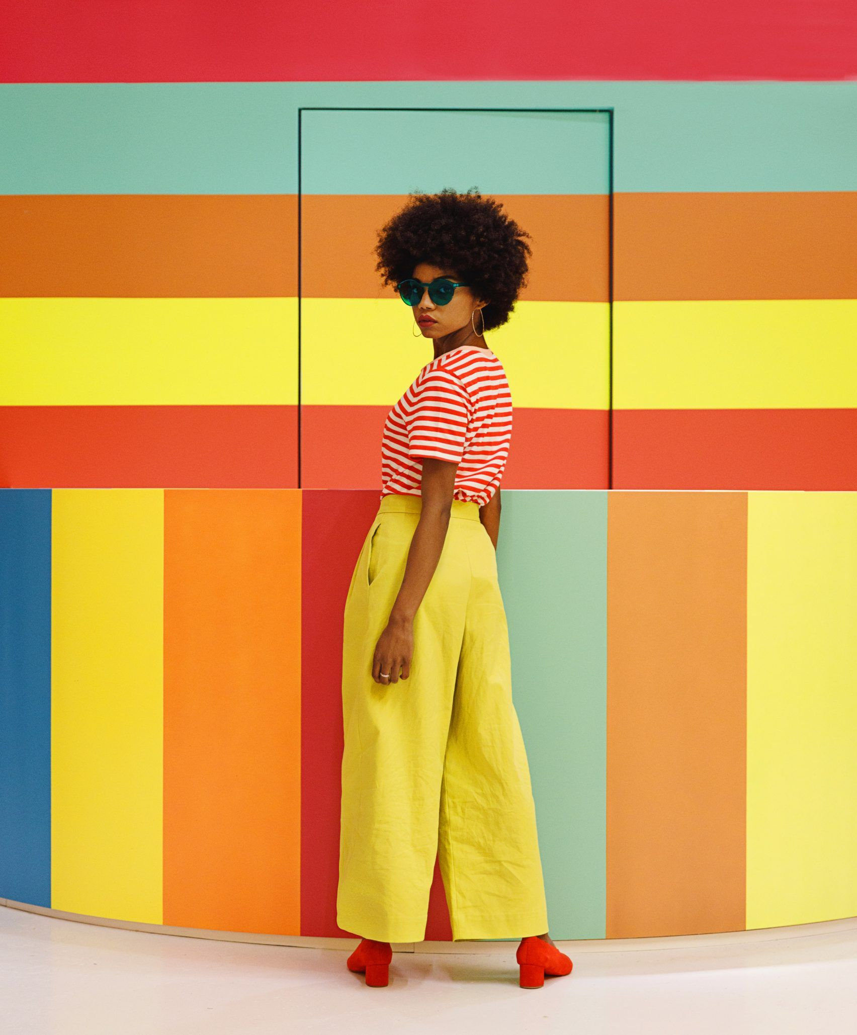Color Factory Exhibit Debut in New York – Fubiz Media Design