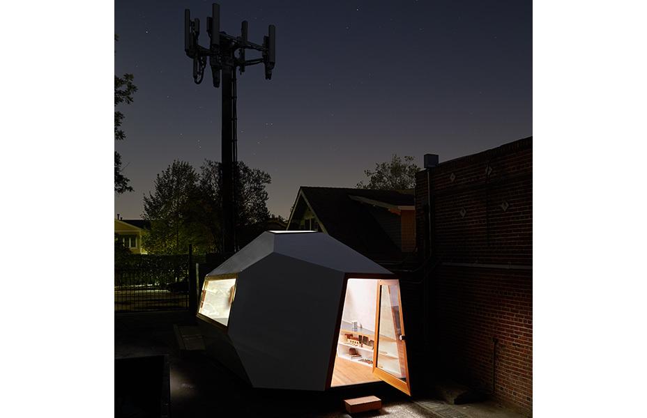 Impressive Micro-building by Knowhow Shop – Fubiz Media Design