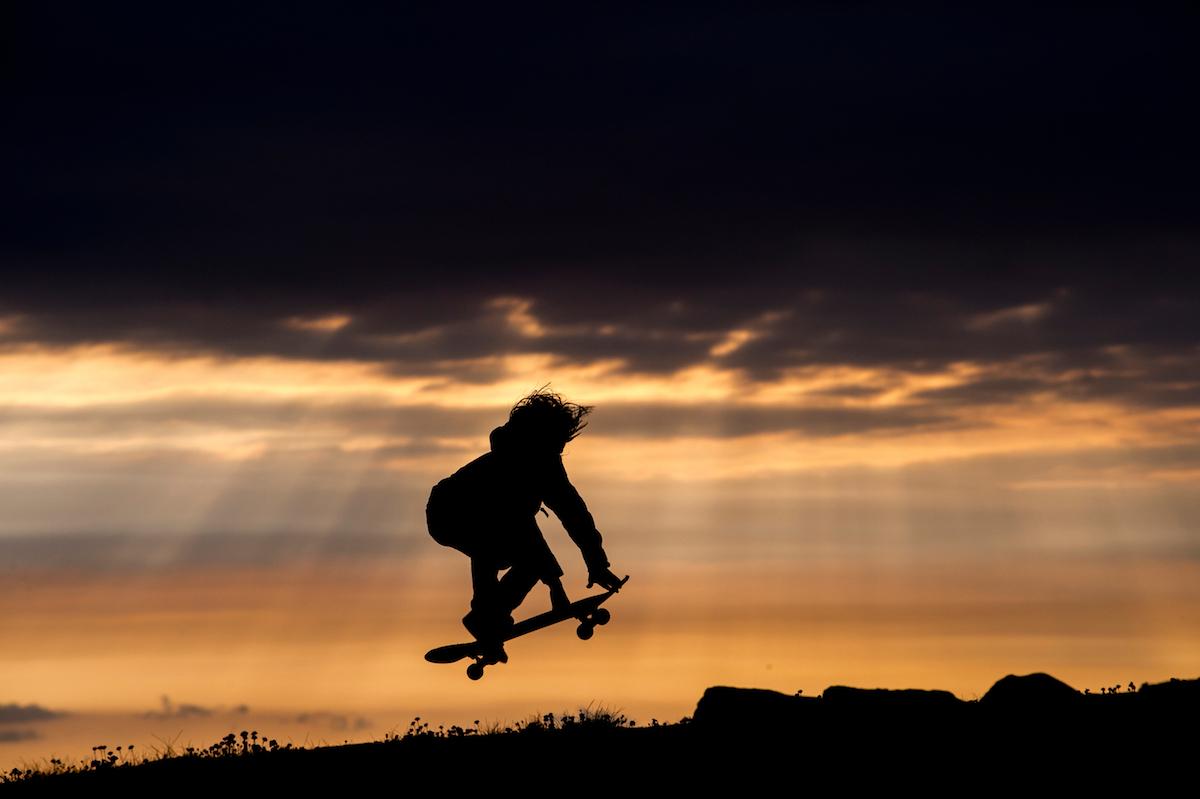 Marvelous Skateboard & Longboard Photography – Fubiz Media Design