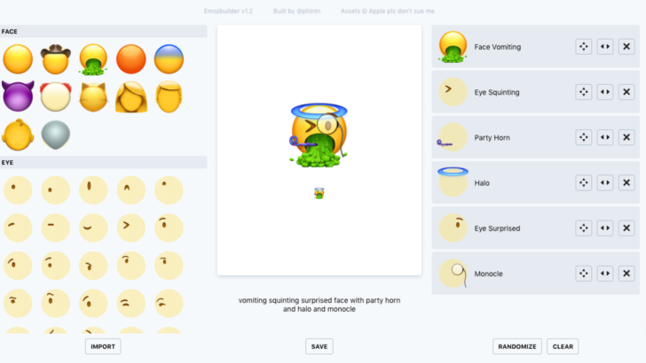 Make Your Own Custom Emoji Using This Site Gift Ideas Creative Spotting