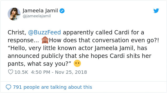 Jameela Jamil Is Calling Out Celebrities Who Push Detox Teas One By One In A Savage Way Funny