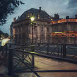 Paris By Night By Loic Le Quéré – Fubiz Media Design
