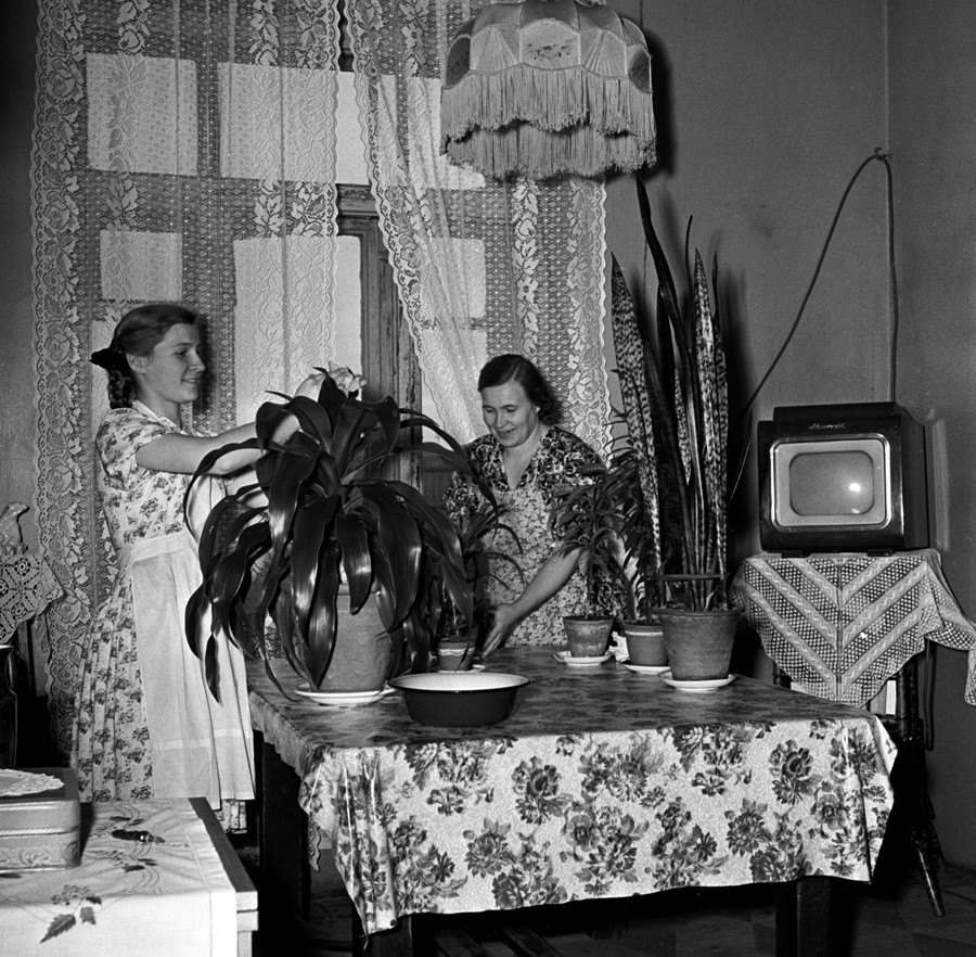 Soviet Televisions | Amusing Planet Photography