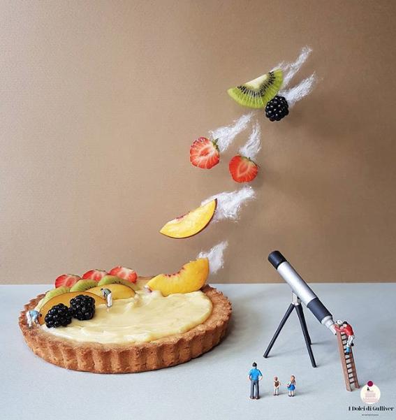 How to Make Cakes Even More Amazing – Fubiz Media Design