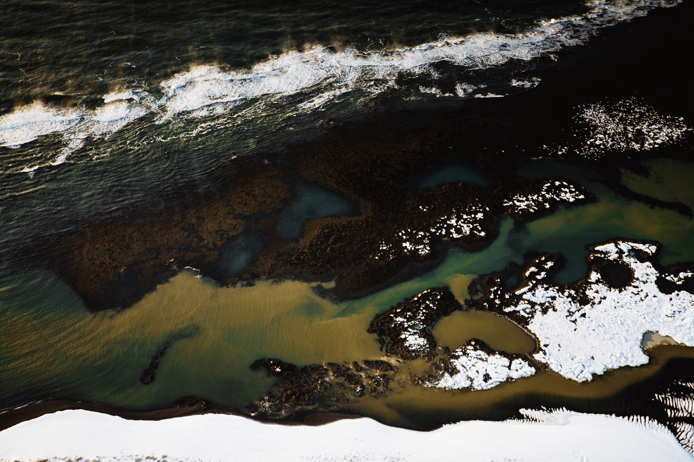 Iceland From Above – Fubiz Media Design