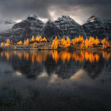 A Beautiful Getaway in the Banff Landscapes – Fubiz Media Design