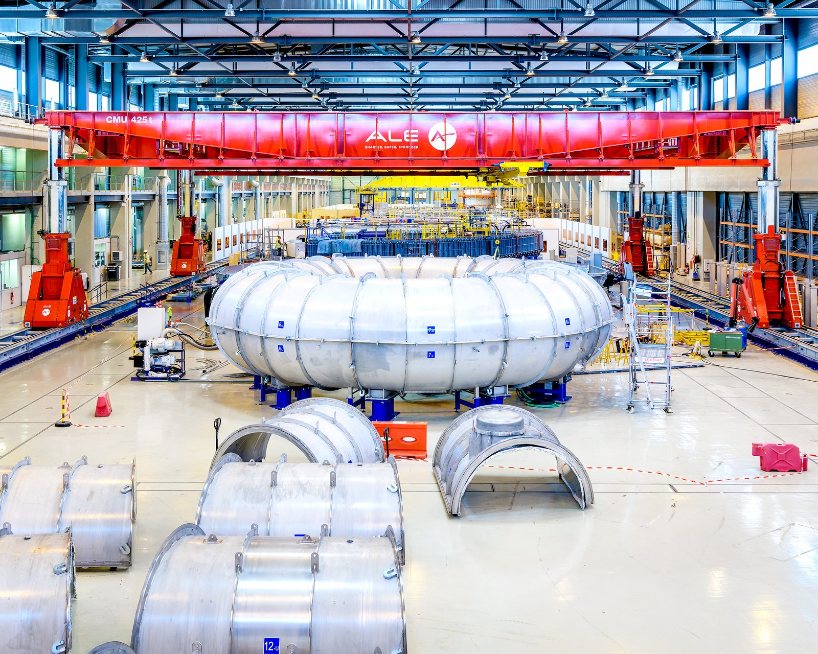 Fusion Energy Gets Ready to Shine—finally Photography