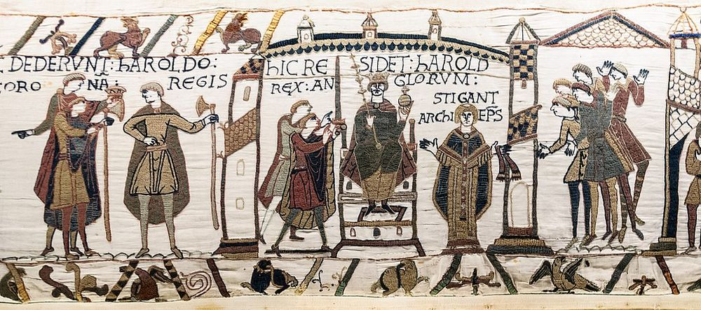 The Bayeux Tapestry | Amusing Planet Photography
