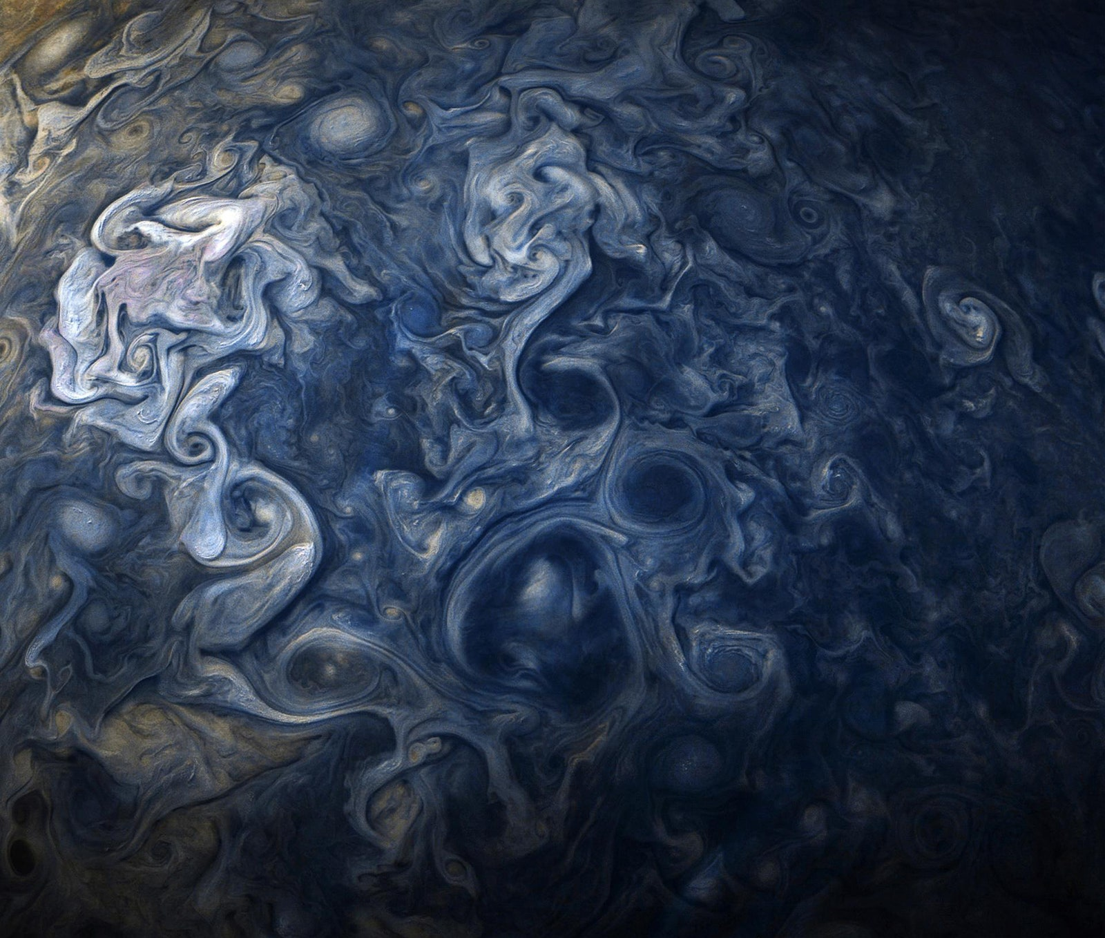 Space Photos of the Week: Keeping an Eye on Jupiter's Storms Photography