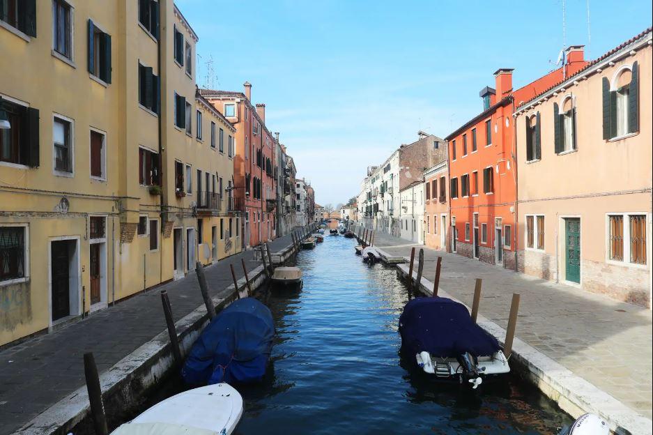 Stunning Pictures of Empty Cities in Italy – Fubiz Media Design