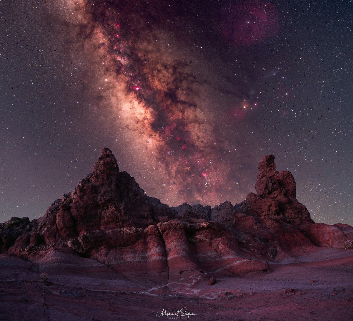 The Best Pictures of the Milky Way of the Year – Fubiz Media Design