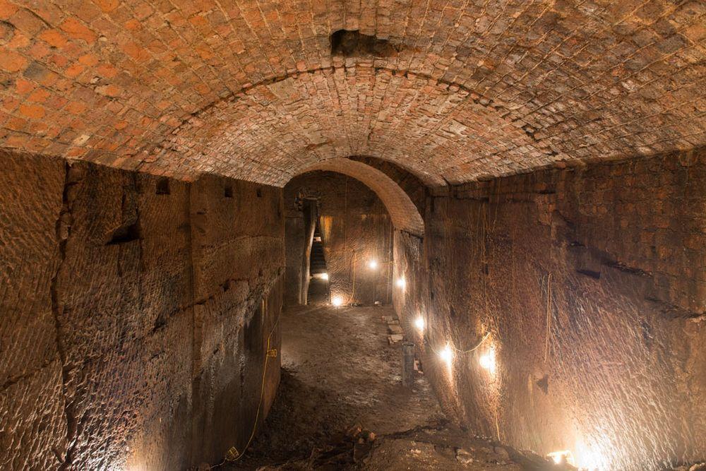 "Liverpool's Secret Tunnels Built By An Eccentric ""philanthropist"" Photography"