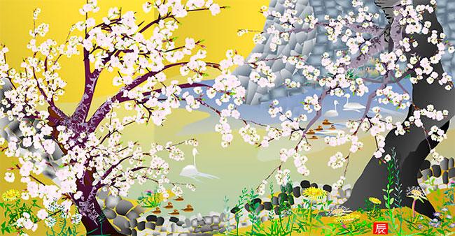 Amazing Paintings Made with Excel – Fubiz Media Design