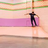 New Colourful Skate Park in Lille – Fubiz Media Design