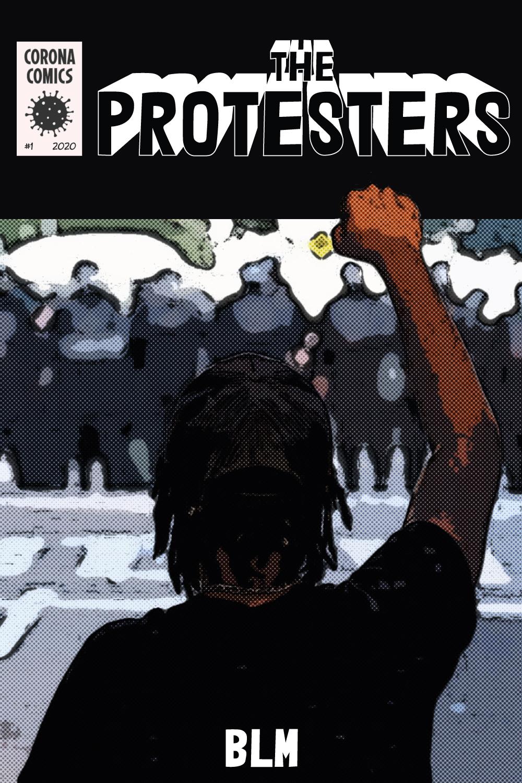 Essential Workers Turned Into Comics Heroes – Fubiz Media Design