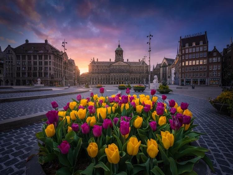Best of Amsterdam in a Stunning Time-lapse – Fubiz Media Design
